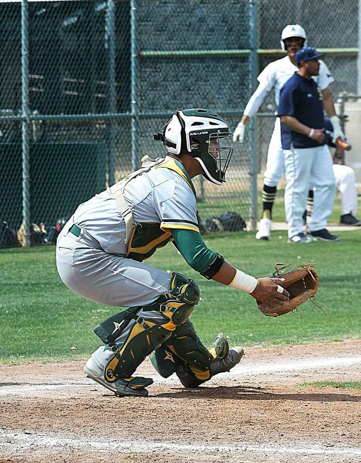 Antonio Buentello hit .443 with 25 RBIs in his senior season at Nixon and was named first-team All-District at catcher in 29-6A. Photo: Cuate Santos /Laredo Morning Times File / Laredo Morning Times