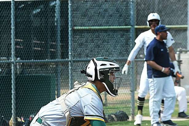 Antonio Buentello hit .443 with 25 RBIs in his senior season at Nixon and was named first-team All-District at catcher in 29-6A.