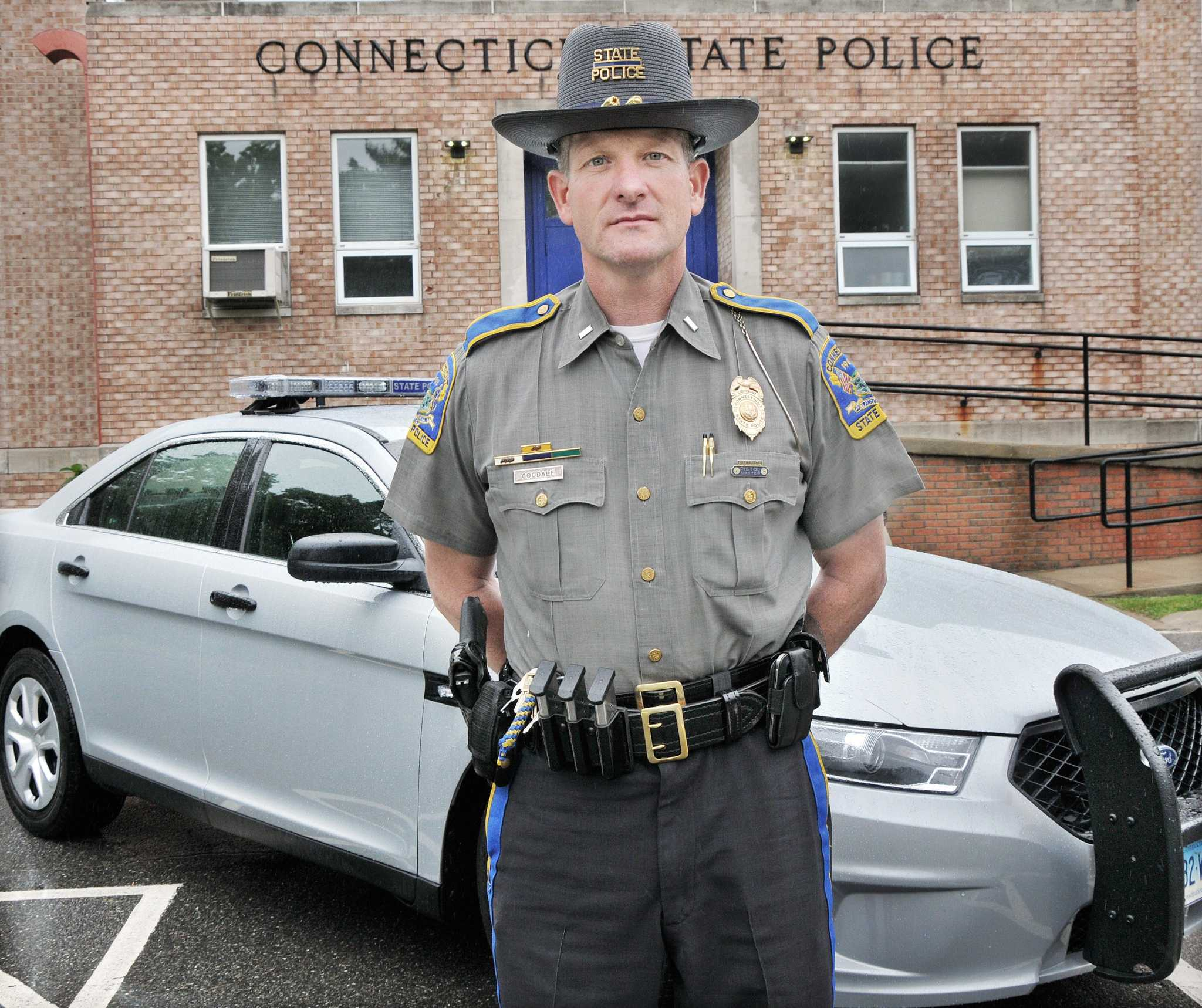 CT state police report: Trooper failed to 'display the