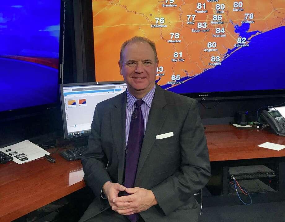 Jim Siebert has been the chief meteorologist for KRIV Fox 26 in Houston since 2007. Photo: Jim Siebert / Courtesy Jim Siebert
