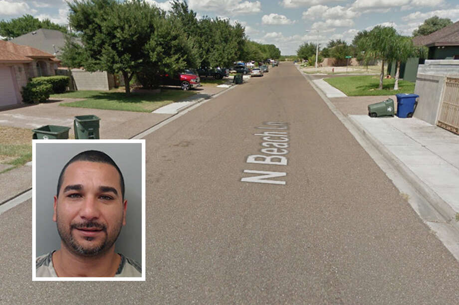 A man has been arrested for allegedly assaulting and strangling his ex-wife. Photo: Google Maps/Street View