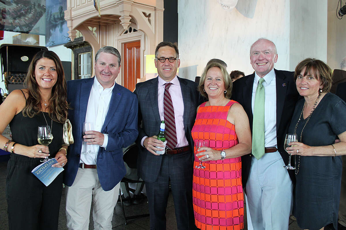 Were you Seen at the Catholic Charities' Night at the Museum on June 20, 2019 at the New York State Museum in Albany, NY?