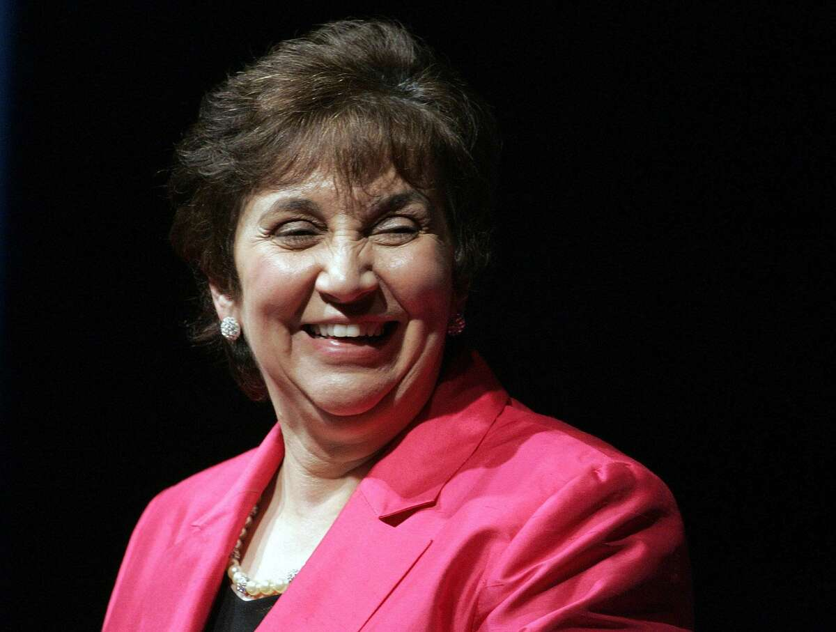 Nancy DiNardo of Trumbull, former five-term state Democratic chairman and member of the Democratic National Committee.