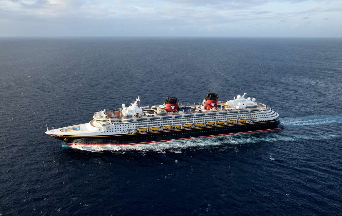 No. 1 Disney Cruise Line's Disney WonderThe Disney Wonder blends the elegant grace of early 20th century transatlantic ocean liners with contemporary design to create a stylish and spectacular cruise ship. Source: Disney Cruise Line