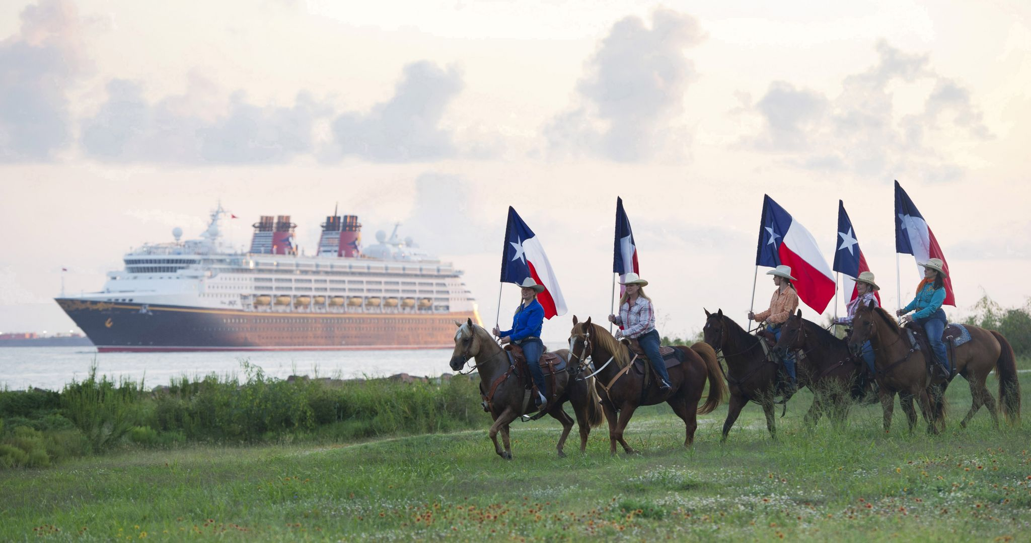 Disney Cruise Line to launch new voyages from Galveston to Caribbean and Bahamas
