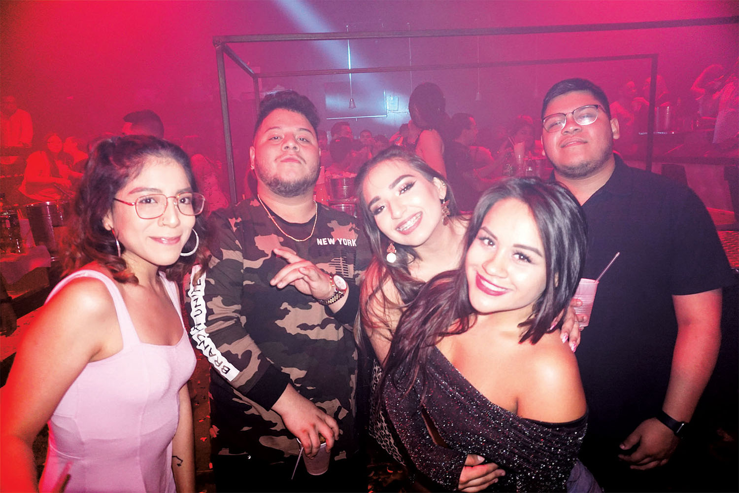 Angelica Sofia Saenz photos: see where locals partied in the gateway city