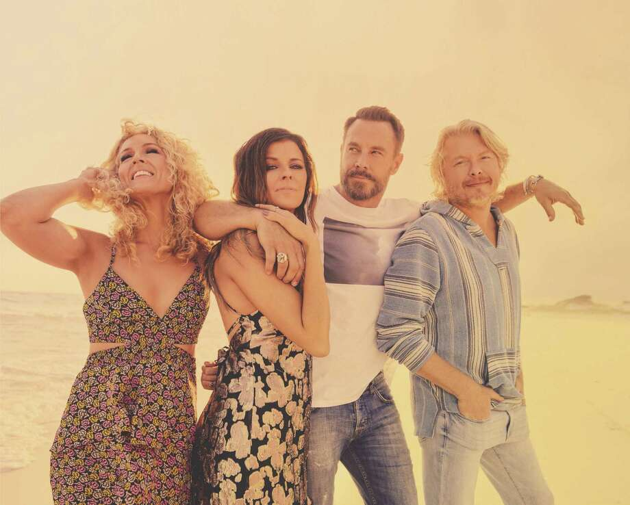 Little Big Town returns to Mohegan Sun Arena on July 7. Photo: Contributed Photo