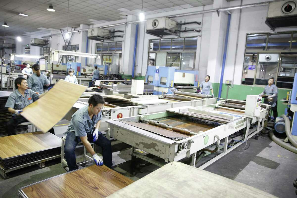 An HMTX manufacturing plant in China. (Photo courtesy HMTX)
