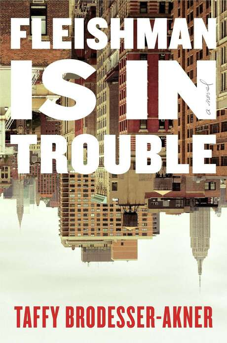 "This cover image released by Random House shows ""Fleishman is in Trouble,"" by Taffy Brodesser-Akner. (Random House via AP)"