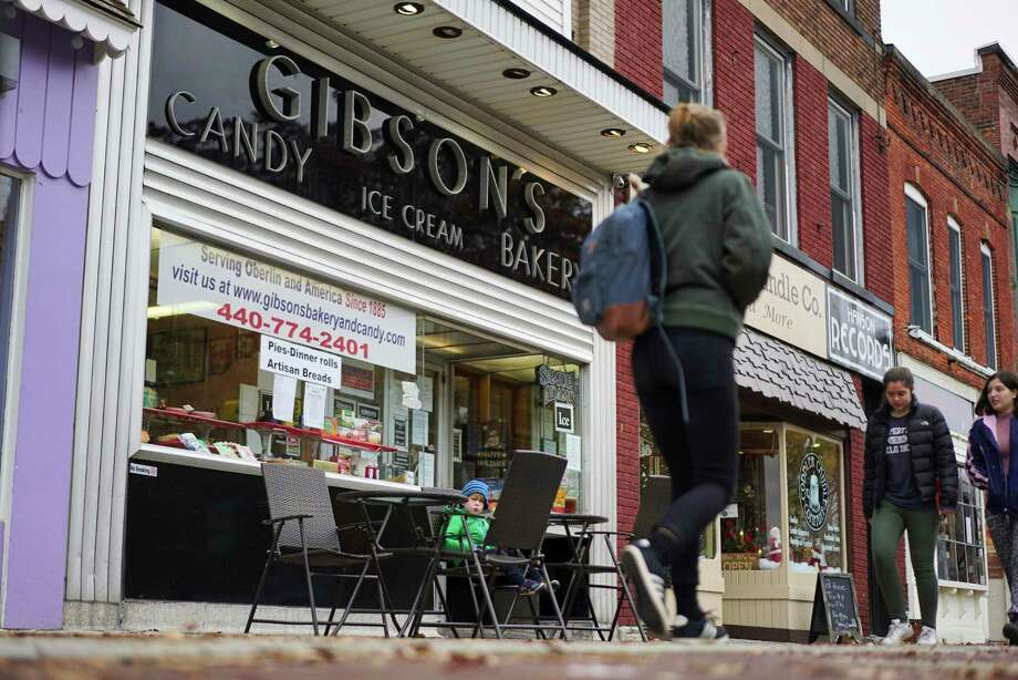 Turns out, an incident at Gibson's that inflamed students at Oberlin College really was about shoplifting, not racism. Those on left, as well as the right, can get so caught up in narratives that they lose perspective. Photo: Dake Kang /Associated Press / Copyright 2019 The Associated Press. All rights reserved.