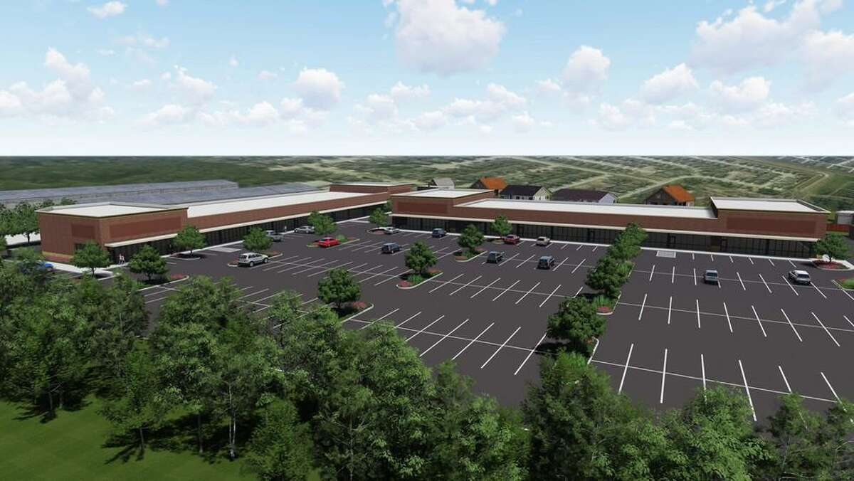 A new shopping center on Norhtpark Drive in Kingwood is scheduled to open by the early 2020.