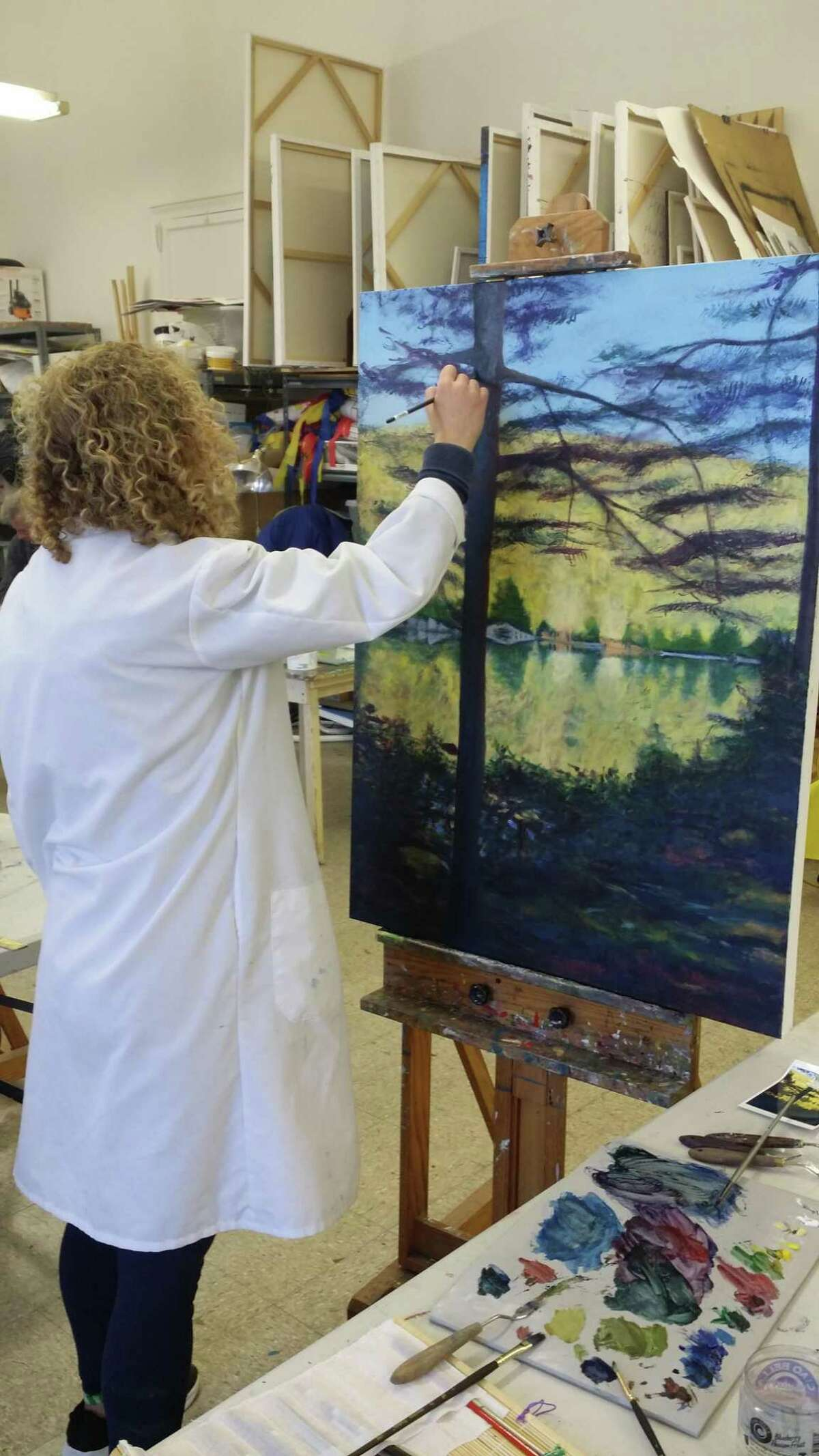 Summer classes at the Greenwich Art Society start the week of July 8 and run through the end of August. Classes are held at the third floor studio in the Senior/Arts Building at 299 Greenwich Ave. Beginner to advanced level classes are offered. For more information, check the website at GreenwichArtSociety.org or call 203-629-1533.
