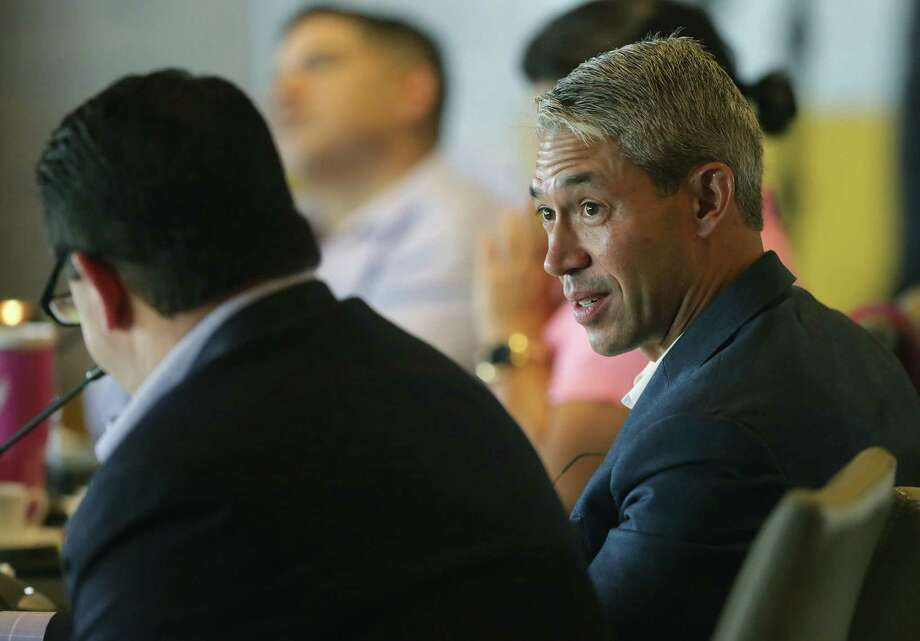 Mayor Ron Nirenberg is facing allegations of hypocrisy on paid sick leave. A reader wonders what the mayor has done for the city. Photo: Bob Owen /Staff Photographer / ©2019 San Antonio Express-News