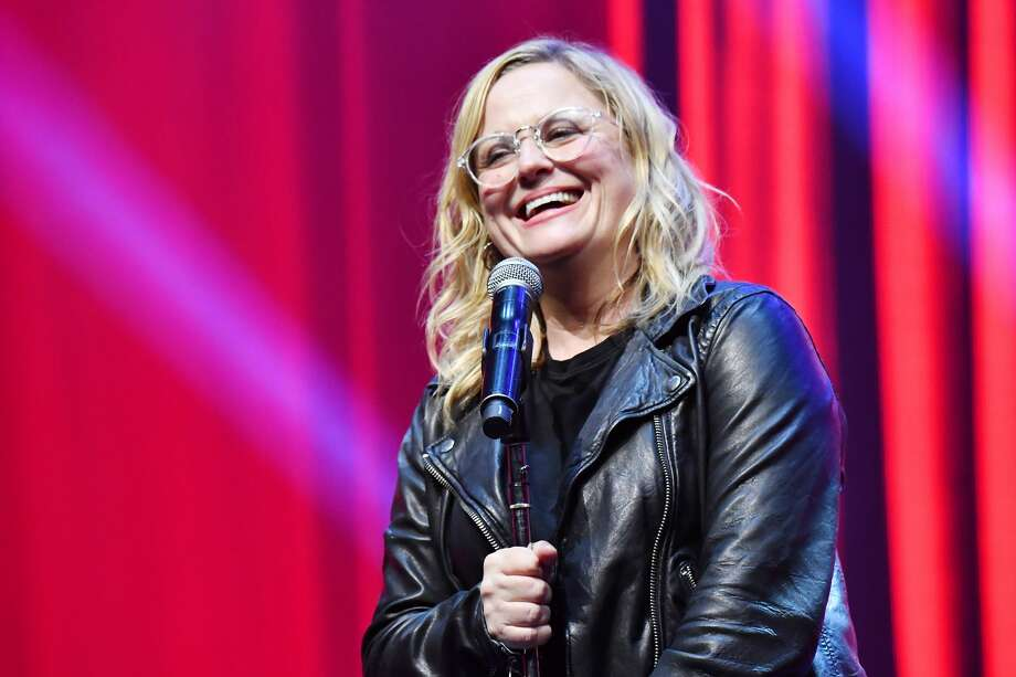Amy Poehler performs onstage at the 2019 Clusterfest on June 21, 2019 in San Francisco, California. Photo: Jeff Kravitz/FilmMagic For Clusterfest