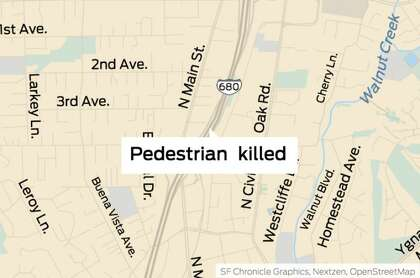 Tow truck fatally strikes pedestrian on I-680 in Walnut