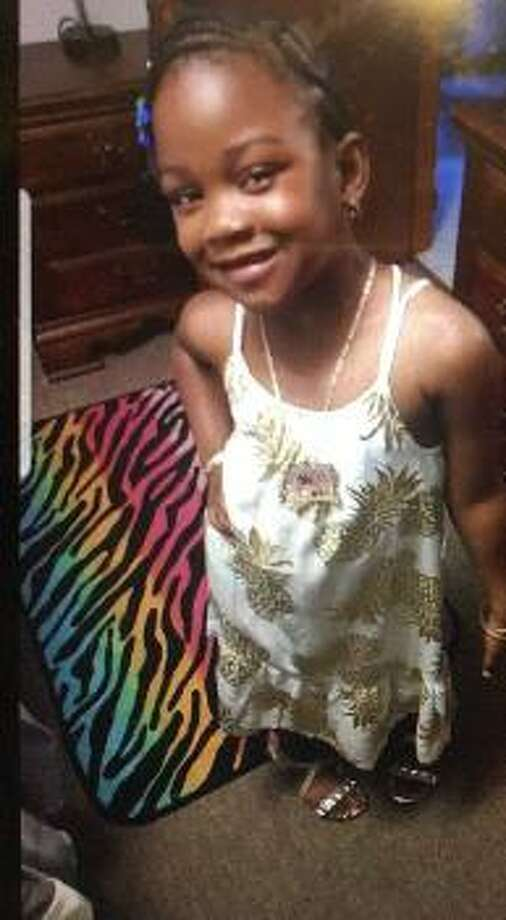 Kaye'jah Reid, 7, was reported missing out of Hartford on Saturday, June 22, according to the Connecticut State Police. Anyone with information is asked to call the Hartford Police Department at (860) 757-4000. Photo: Contributed Photo / Connecticut State Police