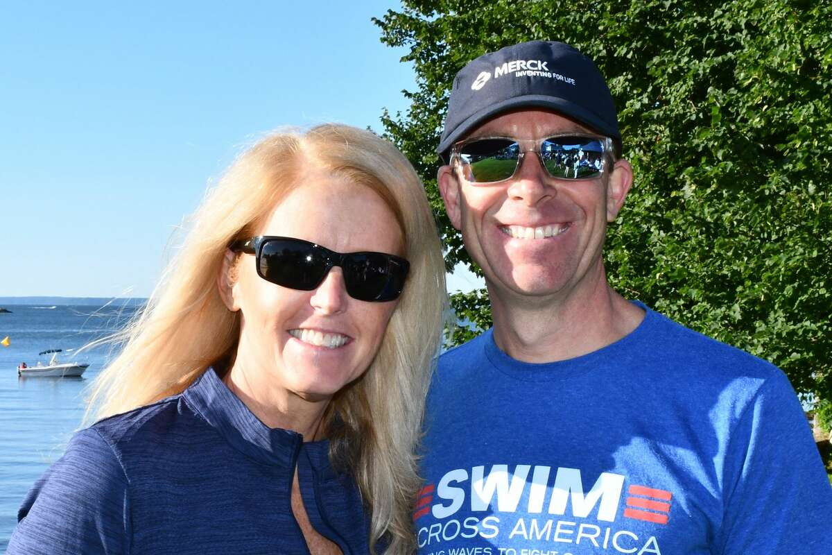 Greenwich-Stamford Swim Across America was held June 22, 2019. Established in 2007, the SAA - Greenwich-Stamford swim has donated millions of dollars to Alliance for Cancer Gene Therapy. Were you SEEN?