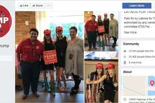 The Latinos for Trump 2020 national conference began Friday night in The Woodlands, and was well documented on the group's social media pages. On both their Twitter and Facebook pages, the group posted dozens of photographs, videos and comments from attendees. Saturday, U.S. Rep. Kevin Brady spoke to the group about the economy, health care, immigration and other topics.