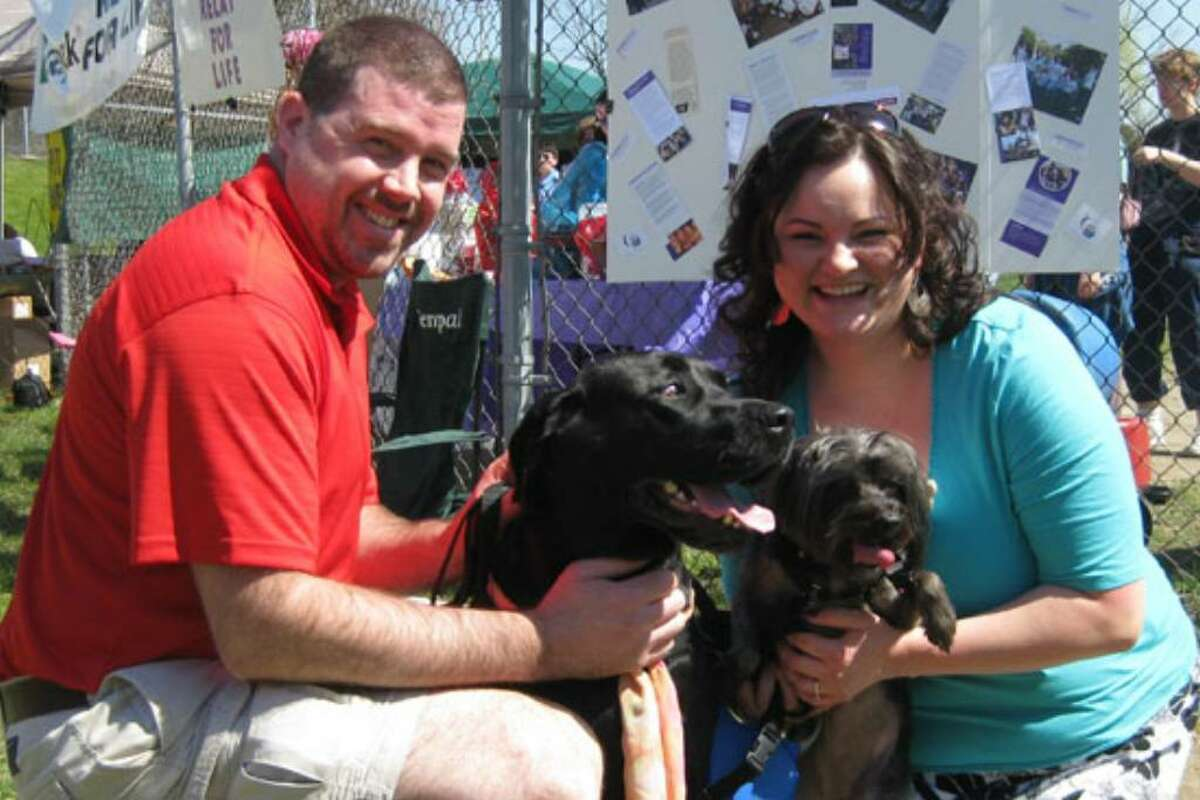 Were you seen at 2009 Canine Angels Walk to Fight Cancer?