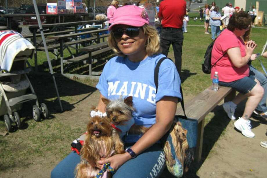 Were you seen at 2009 Canine Angels Walk to Fight Cancer? Photo: Mark Ramirez