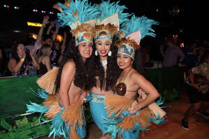 Tropical vibes came to Wild West when the club hosted a Summer Luau on Friday, June 21, 2019.