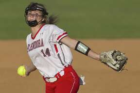 Splendora pitcher Caleigh Millican is The Courier's Player of the Year.