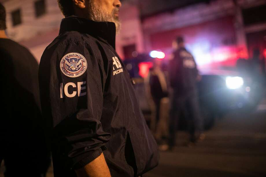 Three people have been charged in a human trafficking case involving a 9-year-old immigrant boy who was recovered in San Antonio early Wednesday, July 31, 2019. Photo: John Moore, Getty Images