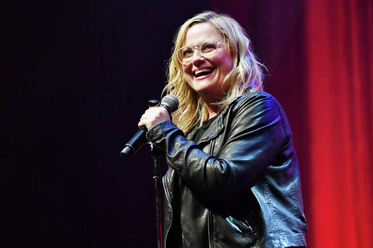 Amy Poehler performs onstage at the 2019 Clusterfest on June 21, 2019 in San Francisco, California. (Photo by Jeff Kravitz/FilmMagic for Clusterfest)