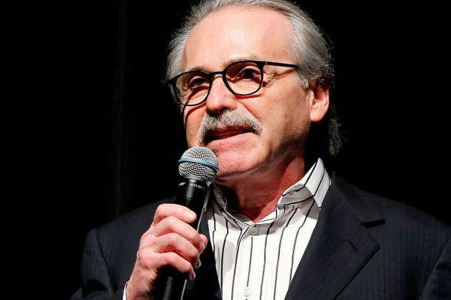 David Pecker in 2014 Photo: / Marion Curtis | AP