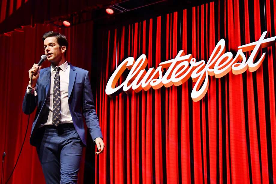 SAN FRANCISCO, CALIFORNIA - JUNE 22: John Mulaney performs onstage at the 2019 Clusterfest on June 22, 2019 in San Francisco, California. (Photo by Jeff Kravitz/FilmMagic for Clusterfest) Photo: Jeff Kravitz/FilmMagic For Clusterfest