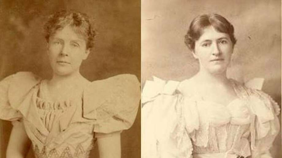 Rose Cleveland and her longtime love,Evangeline Simpson Whipple, right. Photo: Wikimedia Commons