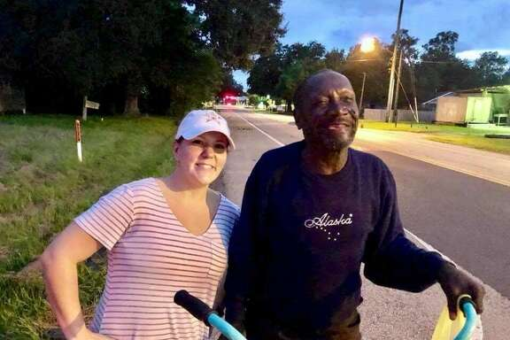 Mr. Louis was well known for riding a bicycle, drinking a Dr Pepper, and giving a smile to everyone he met.