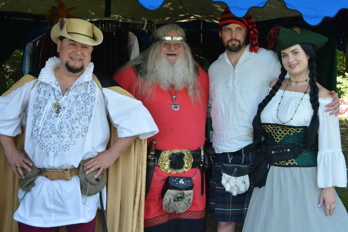 Robin Hood's Faire, Harwinton Hear ye. Hear ye. The Robin Hood's Faire will be held Saturdays and Sundays at the Harwinton Fairgrouds through June 20. Find out more.