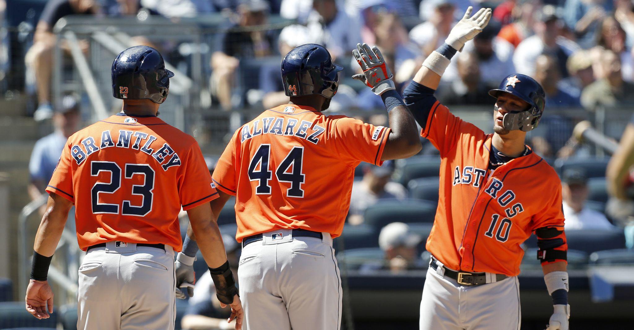 Astros insider: Takeaways from series at Yankees
