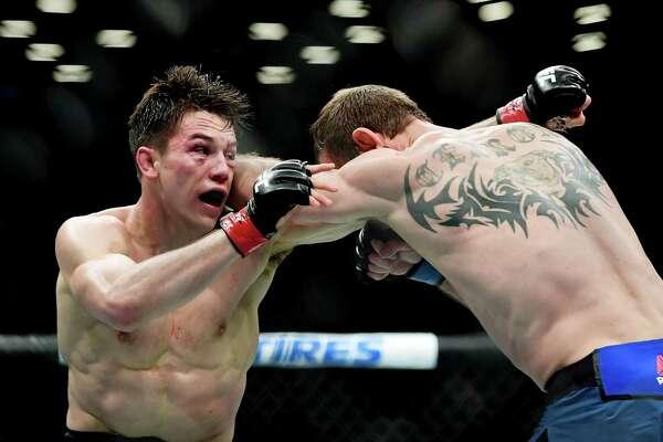 San Antonio's Alexander Hernandez taking new approach after first UFC loss  - ExpressNews.com