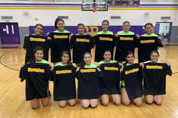LBJ beat Brownsville Hanna 2-0 (25-21, 25-13) in the championship game this weekend to win the San Benito Tournament.
