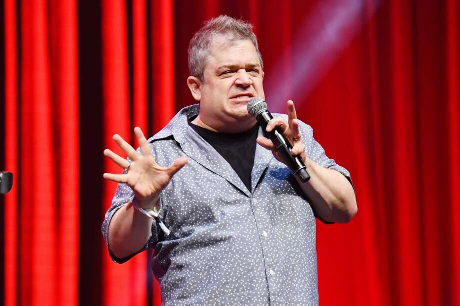 SAN FRANCISCO, CALIFORNIA - JUNE 23: Patton Oswalt performs onstage at the 2019 Clusterfest on June 23, 2019 in San Francisco, California. (Photo by Jeff Kravitz/FilmMagic for Clusterfest) Photo: Jeff Kravitz/FilmMagic For Clusterfest
