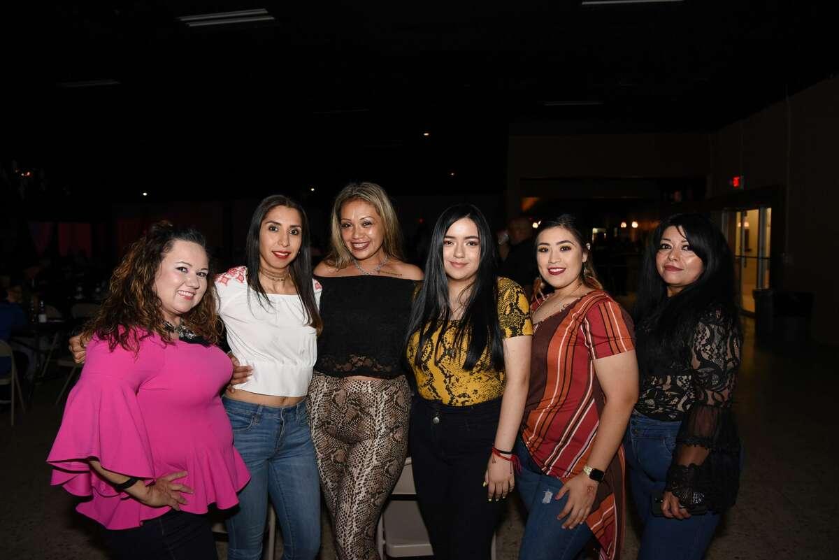 Laredoeans enjoy the performances of Ricky Naranjo, El Pega Pega and Raulito Narvaira at the Casablanca Ballroom, Saturday, June 22, 2019.