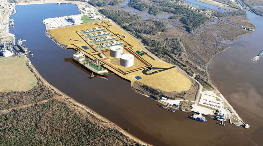 Australian liqueified natural gas company LNG Limited has updated costs and a general contractor agreement for its proposed Magnolia LNG export terminal in Lake Charles, Louisiana. Photo: LNG Limited