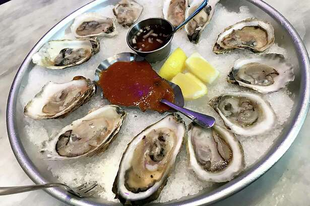 Oyster lovers take note: Rebelle in the historic St. Anthony hotel now has the happiest happy hour in town. From 5 to 7 p.m. every weekday, it serves up a variety of East Coast oysters for $1 apiece, served ice-cold and delivered expertly shucked on a silver platter. Rebelle's full happy hour menu includes several other bites and drink specials, but if you're skipping the oysters, you're doing it wrong. 300 E. Travis St., in the St. Anthony hotel, 210-352-3171, rebellesa.com