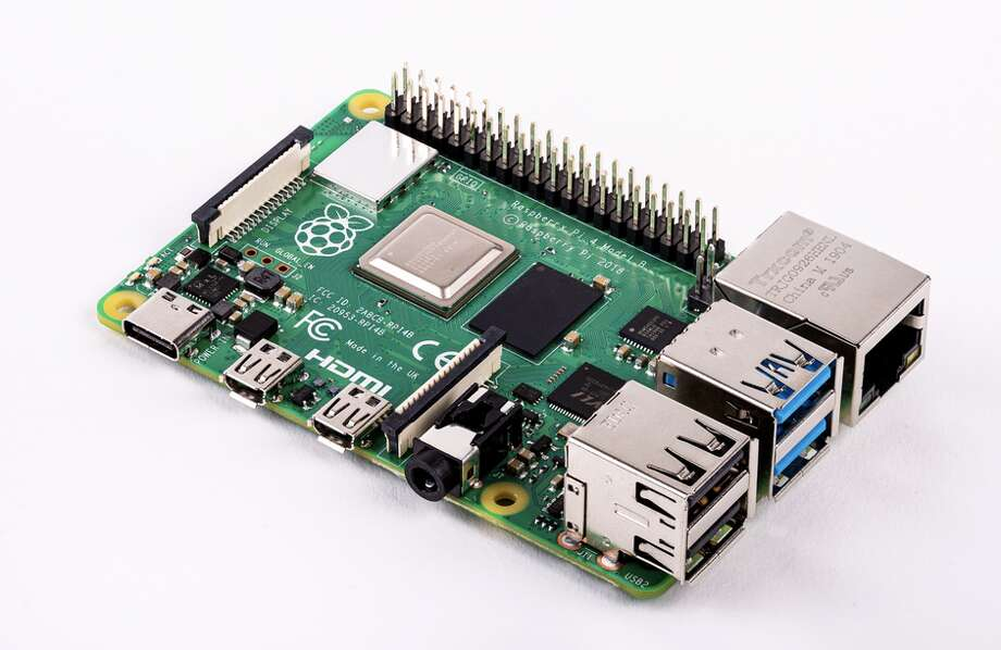 The data hack using a Raspberry Pi went undetected for 10 months. Photo: Raspberry Pi Foundation