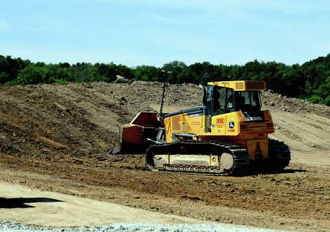 Crews start clearing land in Schodack for massive Amazon