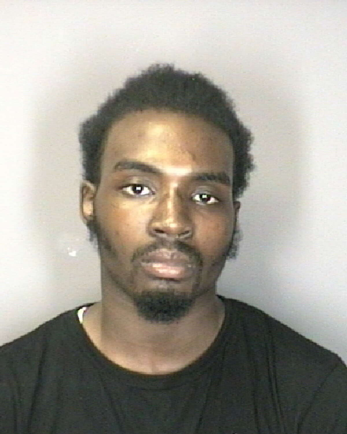 Khasier Allah, 17, was charged with two felonies after a traffic stop Sunday.