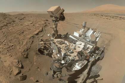 Space probe detects methane on Mars, which could be a sign of life
