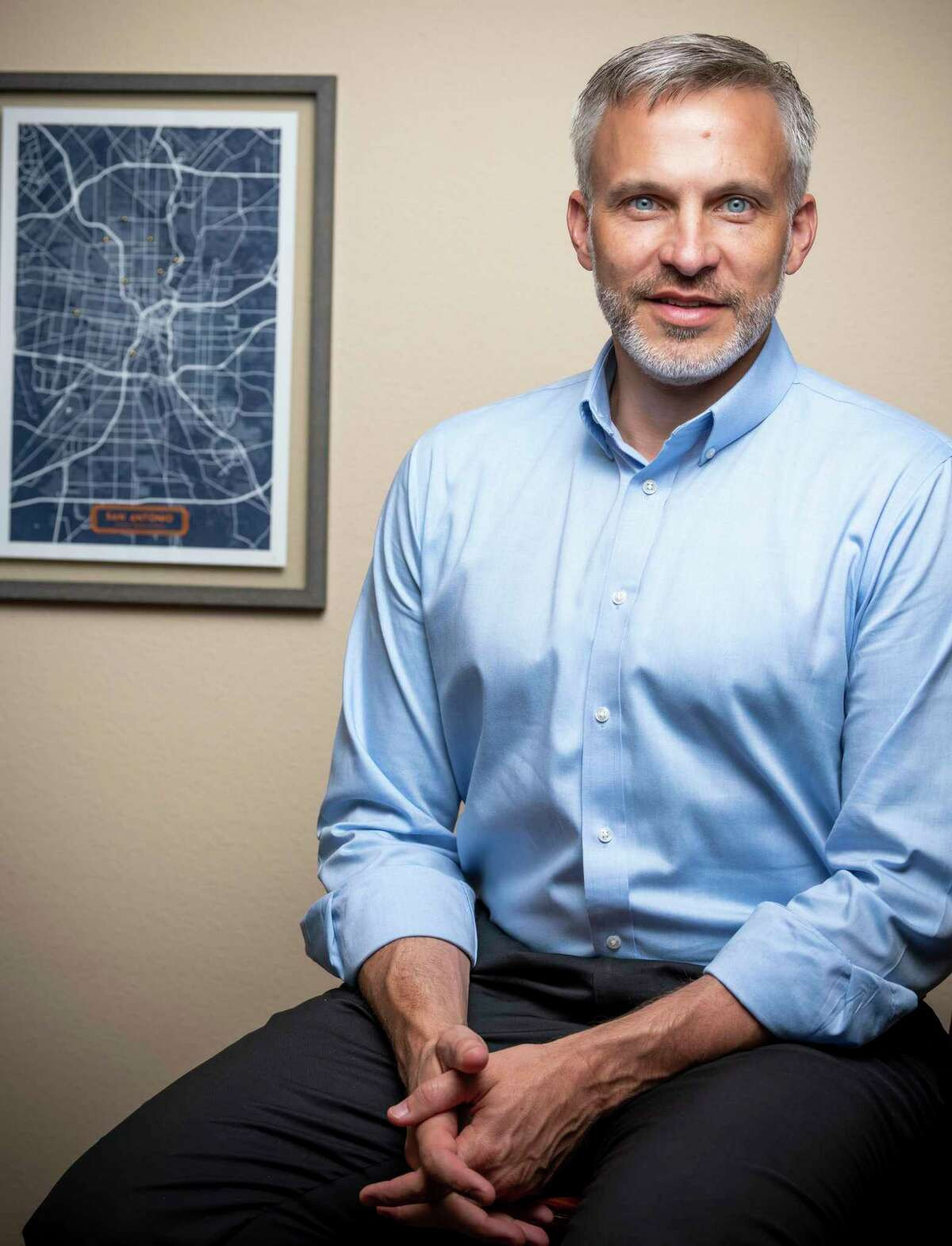 Mark Larson, former head of KIPP San Antonio is the current head of City Education Partners.