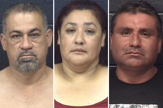 Trio of drug raids nets arrests, narcotics for Laredo Police