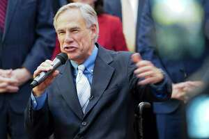 Texas Gov. Greg Abbott signed several bills this past session, including a measure creating a new courthouse in Liberty County.