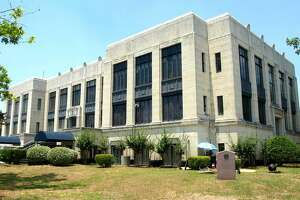 The courthouse was built in 1930 to modernize the previous building built in the late 1800s.