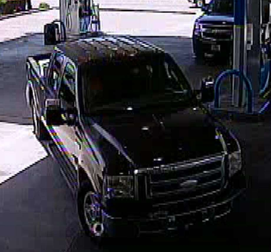 Tomball police need help identifying the owner of this vehicle, which was caught on video at a gas station after two suspects were seen installing credit card skimmers inside pumps. >>> Click all the way through to see where Houston police found credit card skimmers in April  Photo: Tomball Police Department