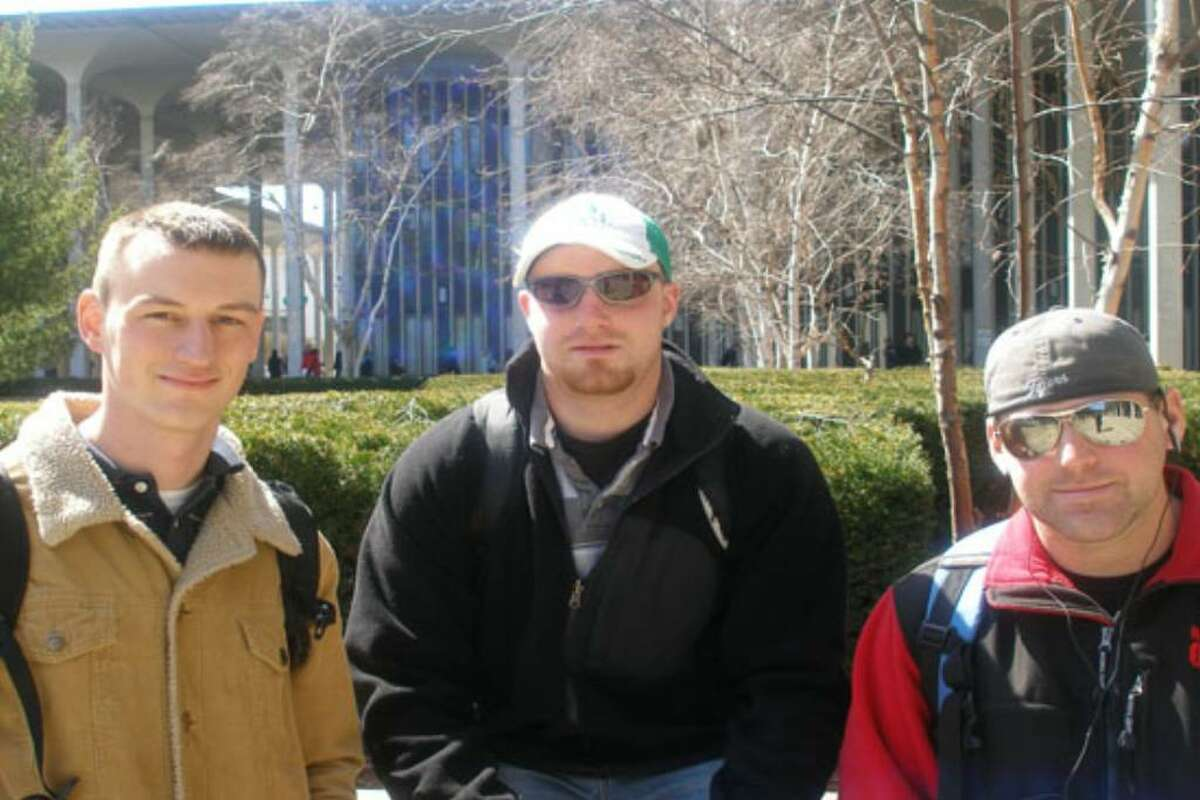Were you seen at 2009 Podium and UAlbany campus?